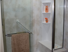 Bathroom Remodeling - Replacement Showers Photo 3