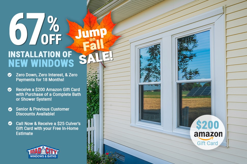 67% Off Installation Of New Windows