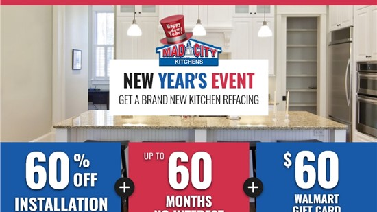 NEW YEAR'S KITCHEN EVENT