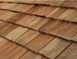 Roofing - Wood Shingles Photo 3