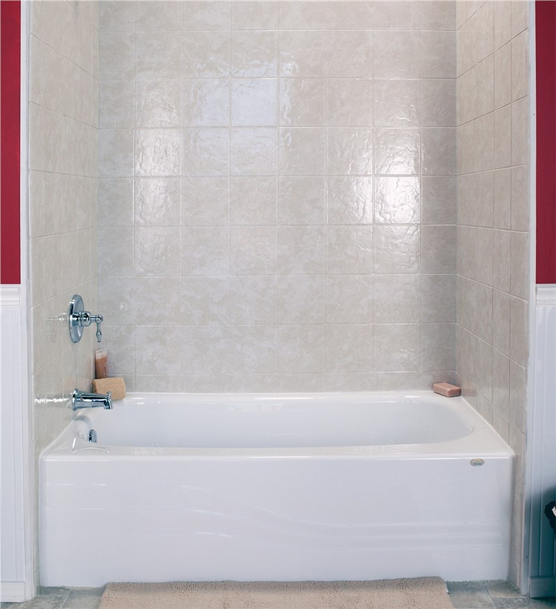 What Is An Acrylic Wall System For Your Bathroom?