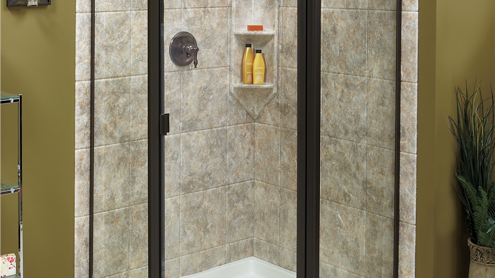 Shower Enclosures | Home Renovation Bathroom | Matrix Bath Systems