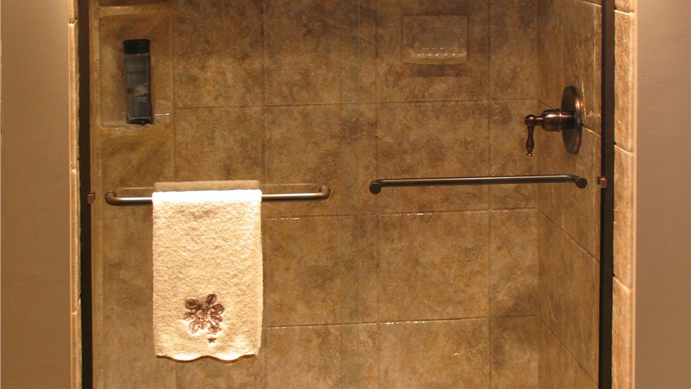 Shower Doors | Best Bathroom Installers | Matrix Bath Systems