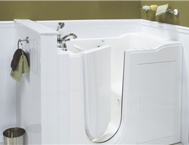 Accessibility Products - Walk-In Baths
