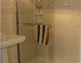 Shower Wall Surrounds