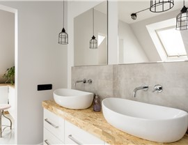 Additional Services - Vanities