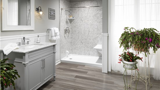Get 40% Off Installation of a New Tub or Shower!