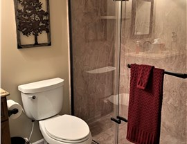 Project Gallery - Bathroom Photo 1