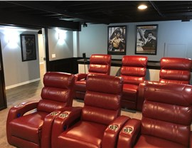 Project Gallery - Home Theater Photo 2