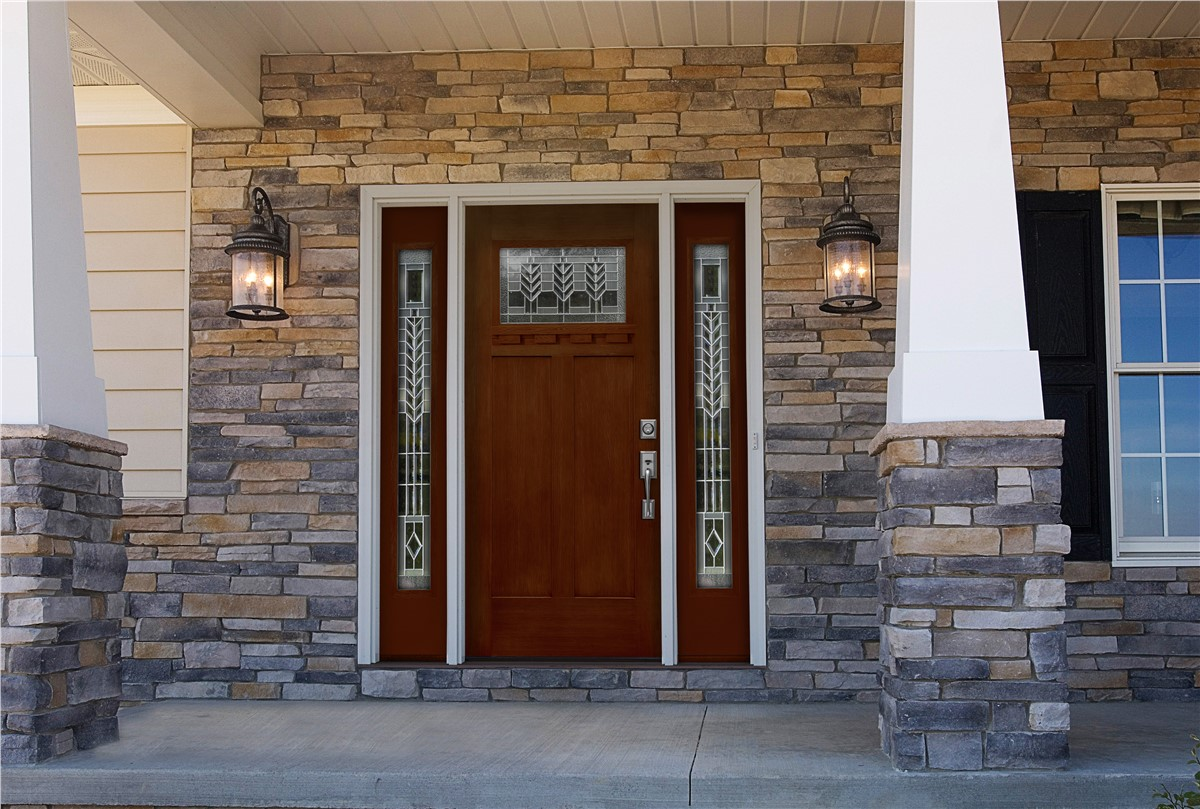 Kansas Wood Entry Doors Kansas Wood Door Installers Midland
