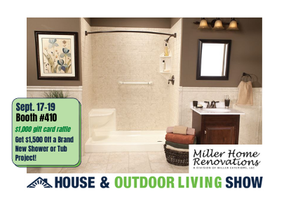 Join Miller Home Renovations at the Portland House & Outdoor Living 2021 Show