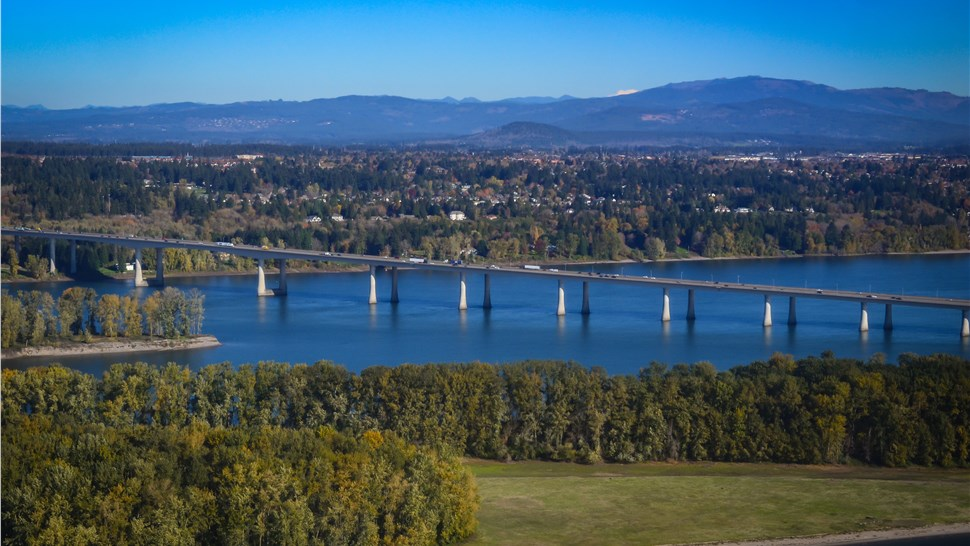 Vancouver Washington Columbia River
