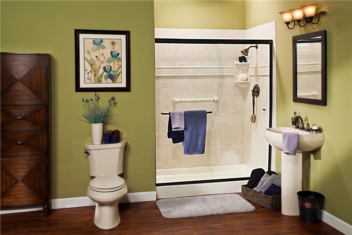 Portland Shower Surrounds | Shower Surrounds Vancouver | Miller Home ...
