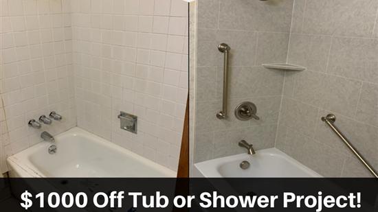 Bathroom Remodeling Offer