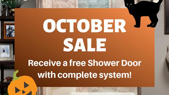 Shower Door Offer