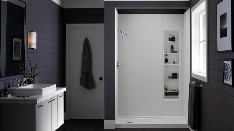Kohler Luxstone Showers Photo 1