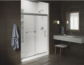 Kohler Luxstone Showers Photo 4