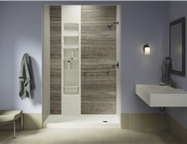 Kohler Luxstone Showers Photo 3