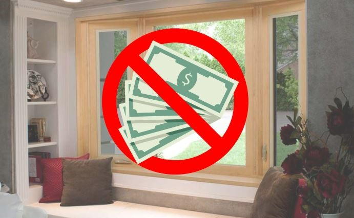 WINDOWS FINANCING SPECIAL: NO PAYMENTS FOR 3 MONTHS AFTER INSTALL (W.A.C)