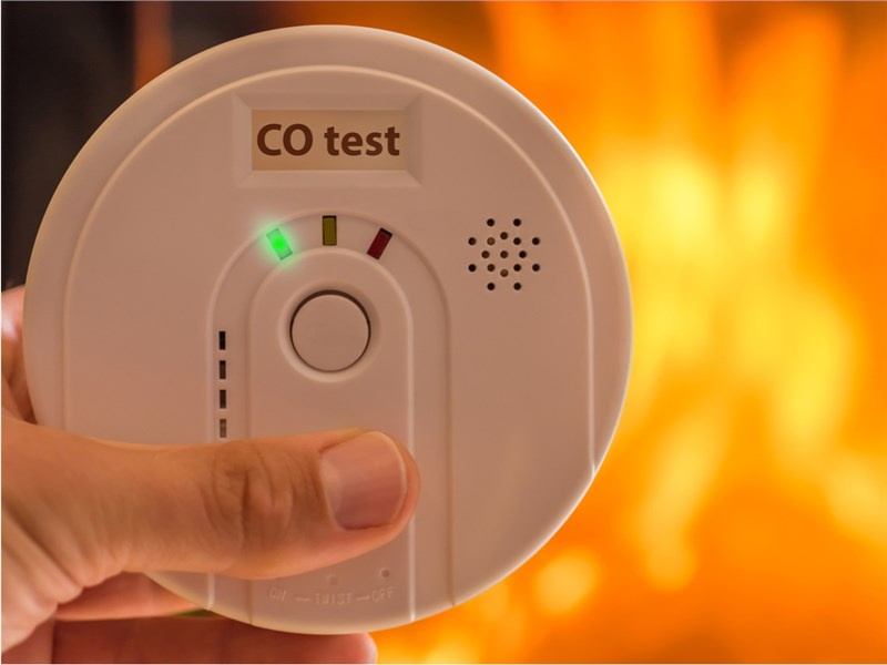 New Texas Law Requires Carbon Monoxide Detectors