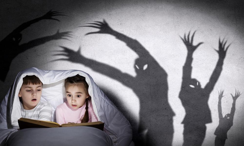 children ghost stories