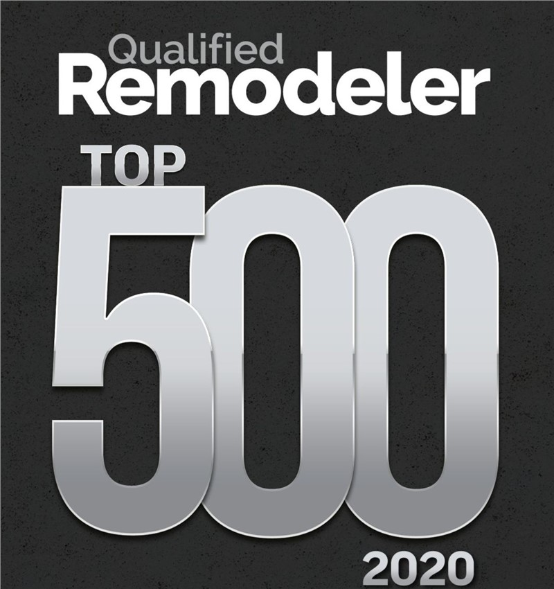 Mr. Roofing On the Top 500 Remodeler List
