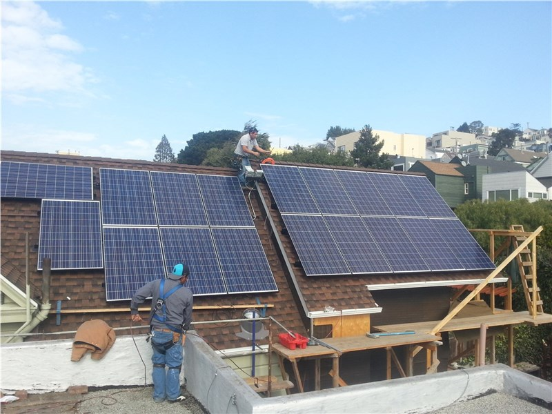 What is a Solar Roofing System?