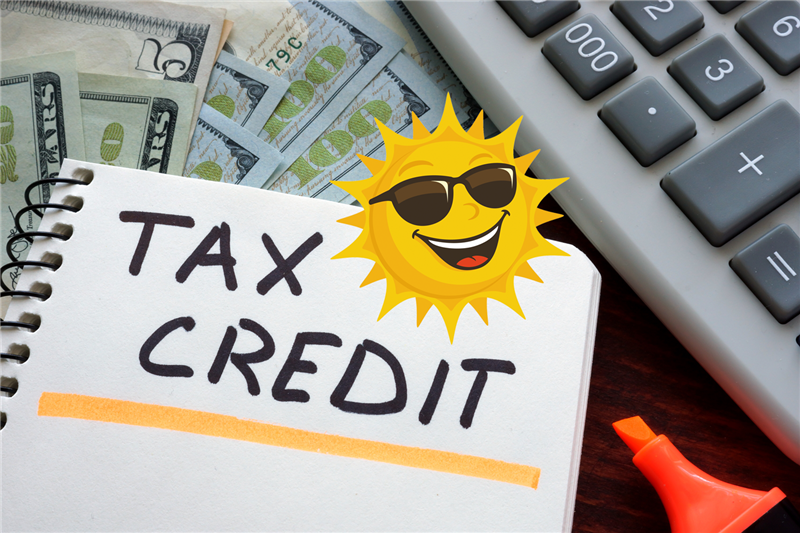 What is the Solar Tax Credit?