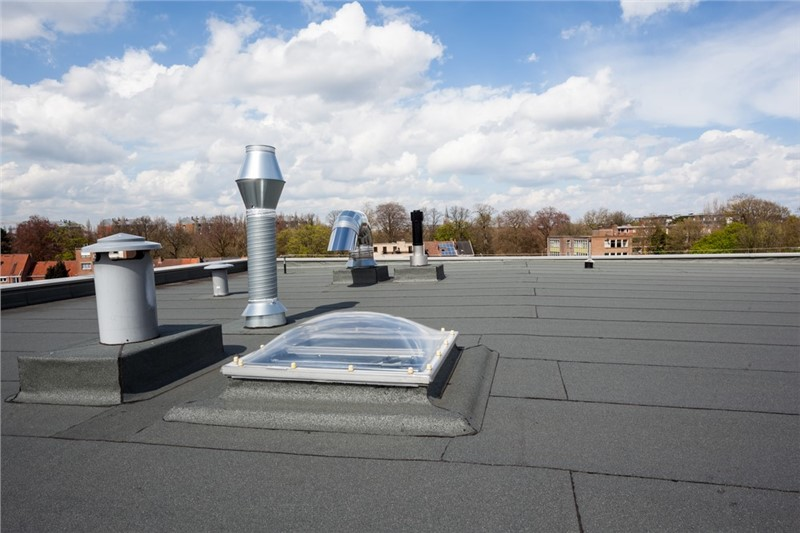 What You Need to Know About Flat Roofing