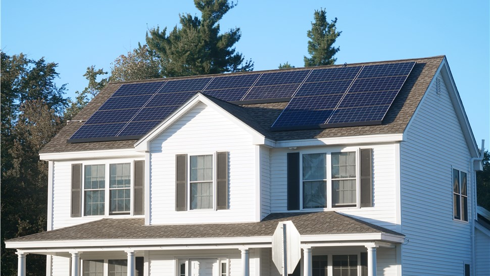 Solar - Solar Roofing System Photo 1