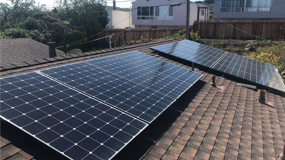 Belmont Solar Roofing System Mr Roofing