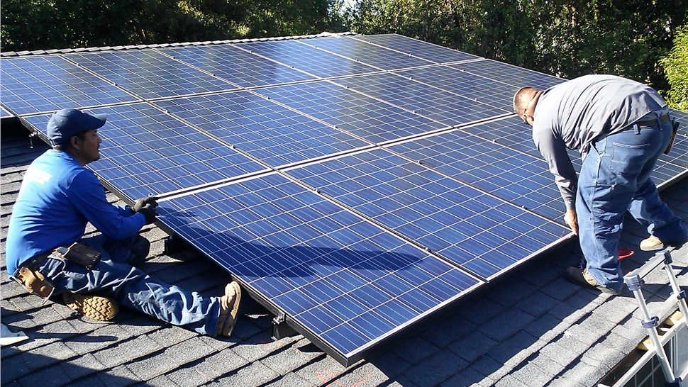 Solar - Solar Roofing System Photo 1