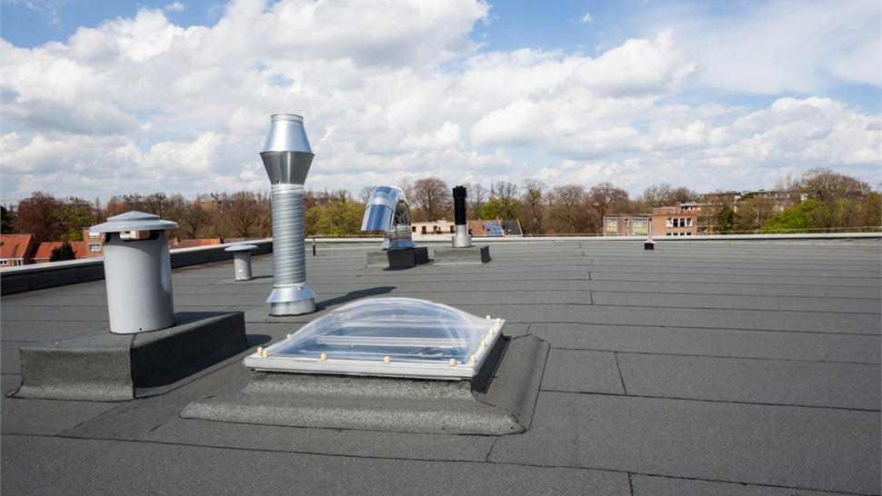 Roofing - Flat Roof Photo 1