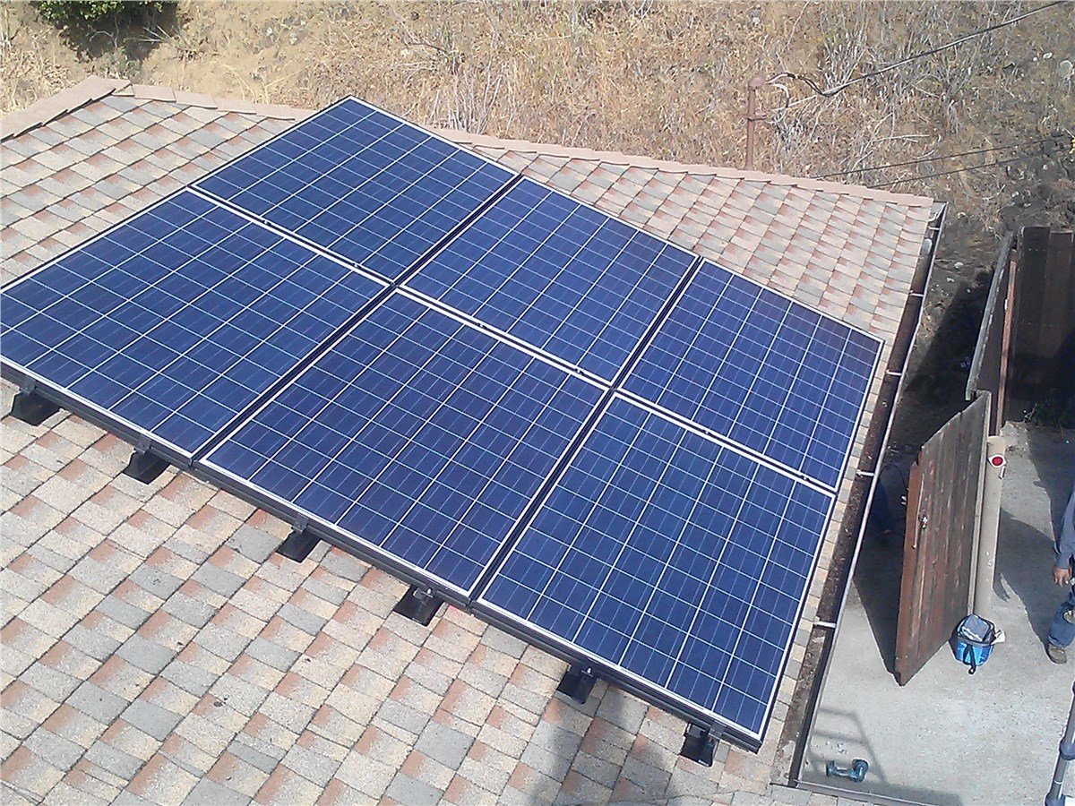 Solar Roofing System Solar Panel Installation Mr Roofing