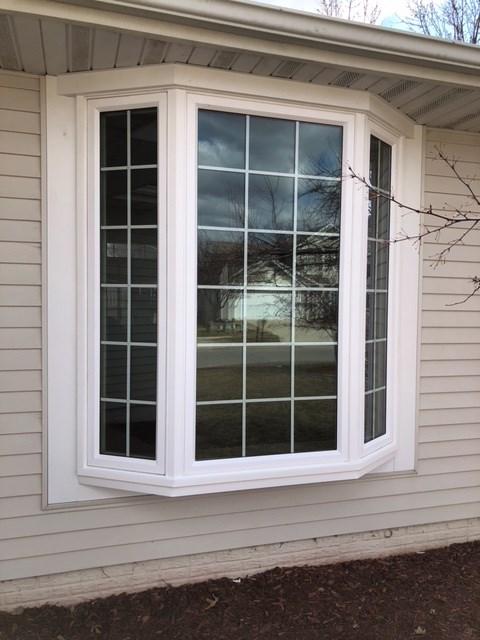 Ecosmart Bay Window By Great Lakes Installed In Urbandale