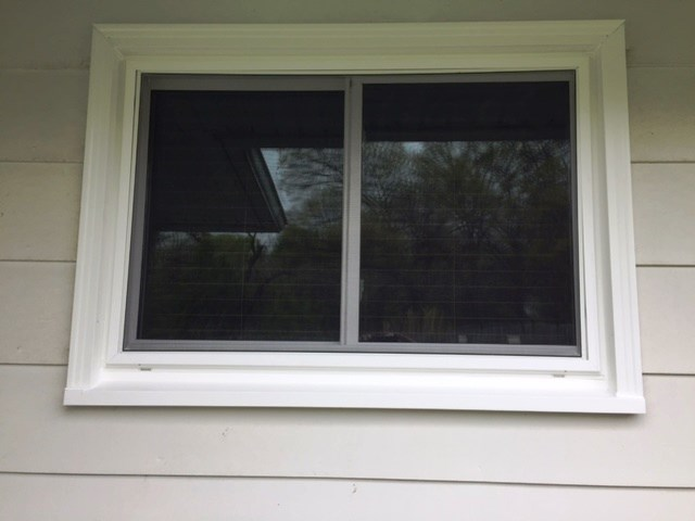 Ecosmart Vinyl Windows Installed In Centerville Iowa