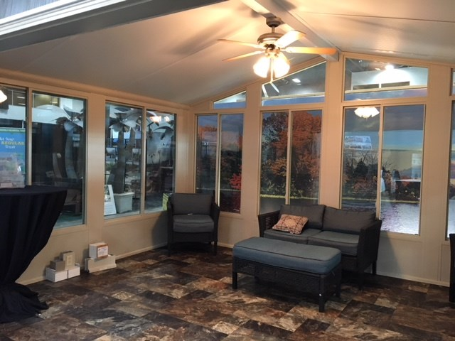 2018 Des Moines Home U0026 Garden Show Sunroom Display