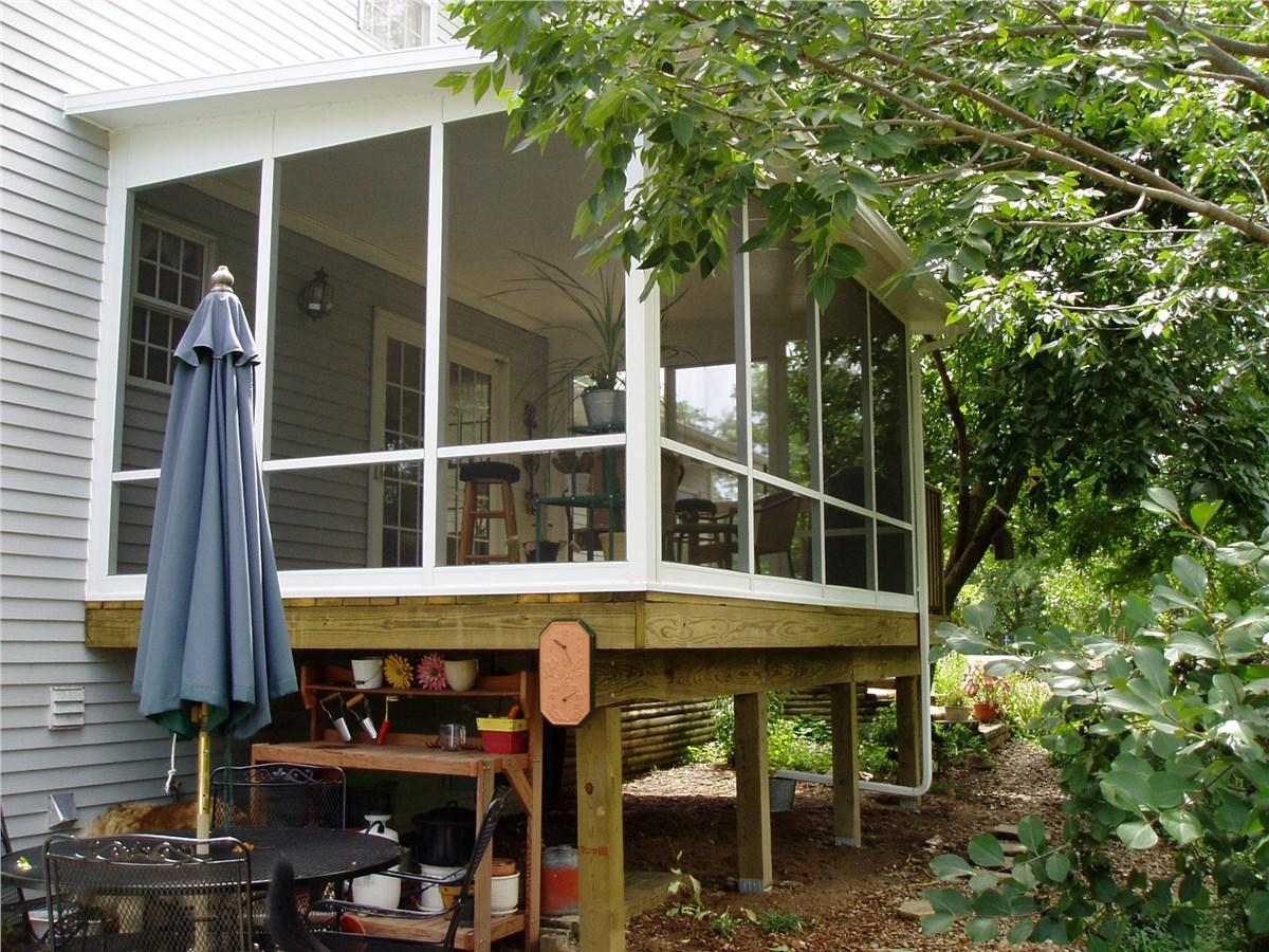 Deck Porch Patio Enclosures Des Moines Midwest