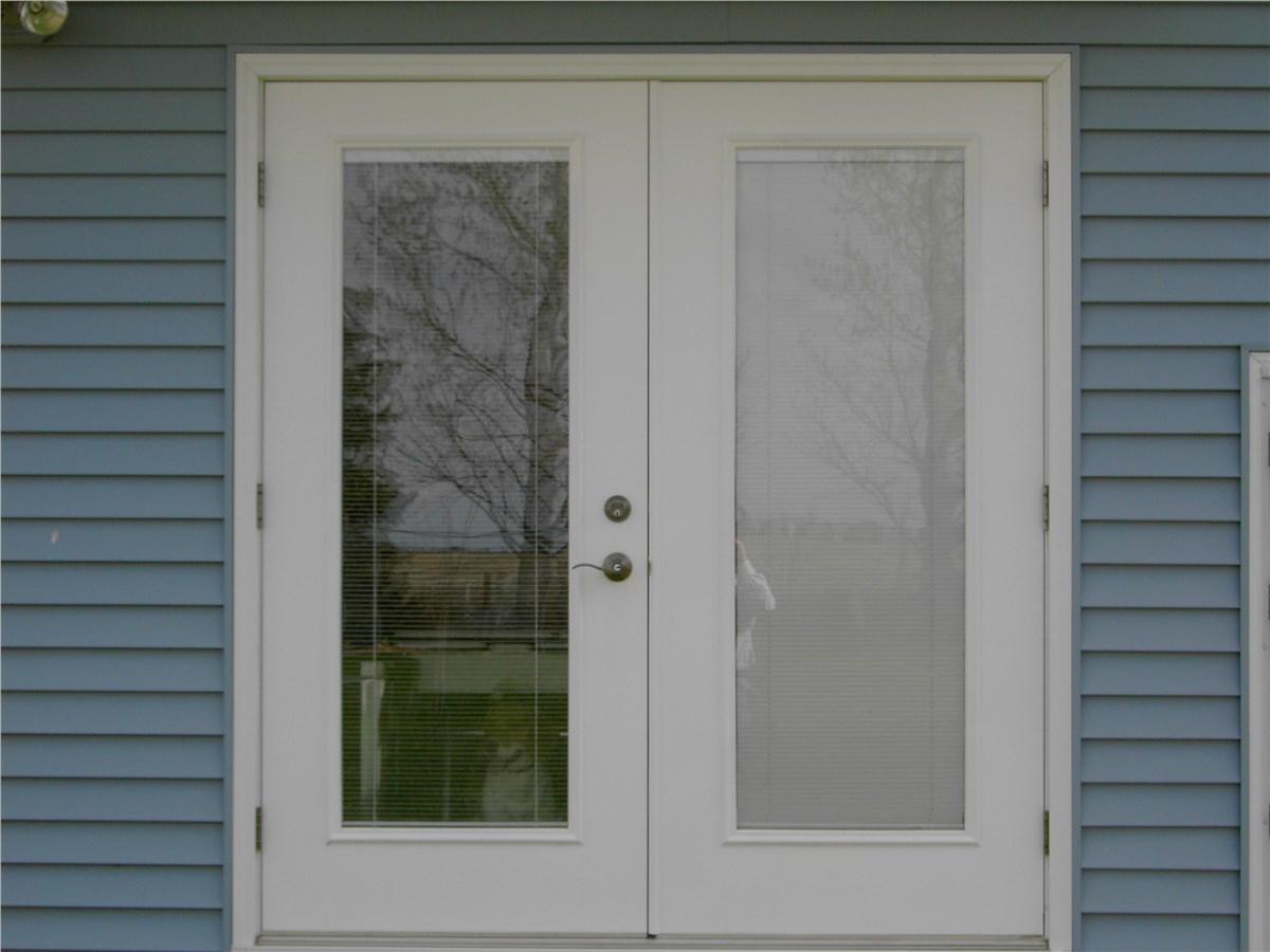 Replacement Door Grimes Ia Midwest Construction