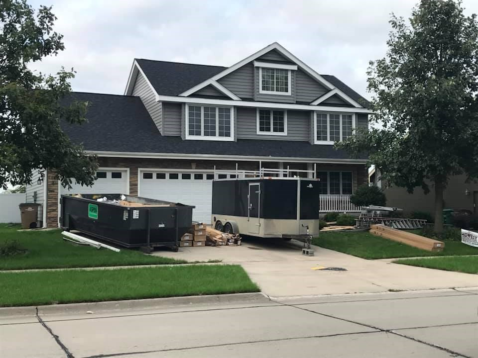 Insulated Vinyl Siding Des Moines Iowa Midwest