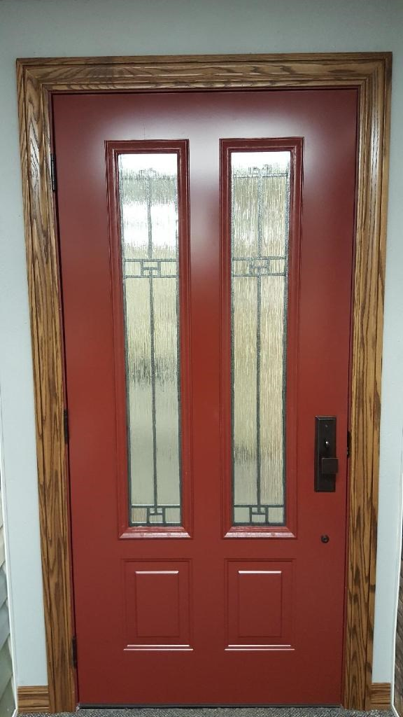 Door Installation Gallery & Door Installation | Des Moines IA | Midwest Construction Pezcame.Com