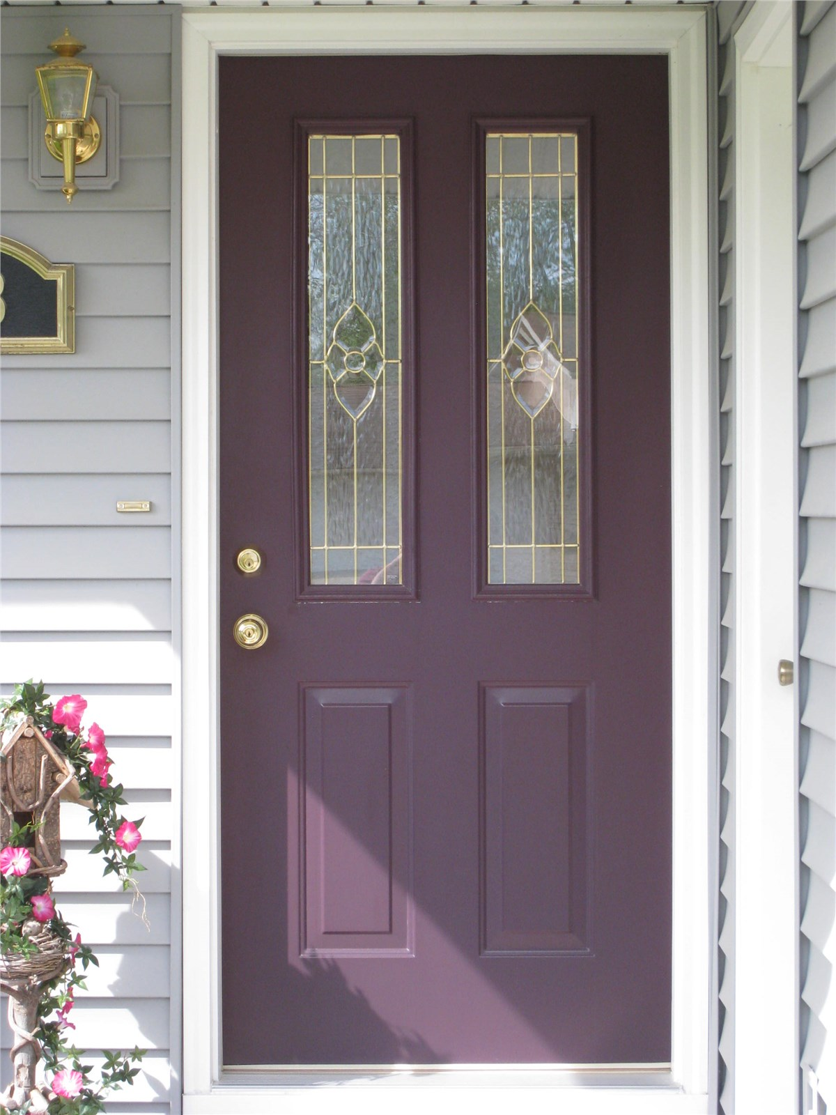 Replacement Door Grimes Ia Midwest Construction