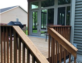 Deck , Porch, Patio Enclosures, Patio Covers Photo 2