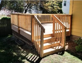 Deck , Porch, Patio Enclosures, Patio Covers Photo 4