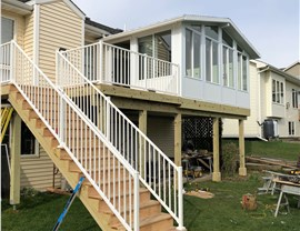 Deck , Porch, Patio Enclosures, Patio Covers Photo 3