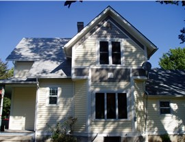Historic Restoration with Vinyl Siding and Vinyl Building Products Photo 1