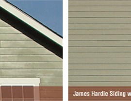 James Hardie Fiber Cement Siding Photo 2