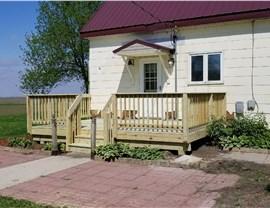 Deck , Porch, Patio Enclosures, Patio Covers Photo 3