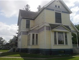 Historic Restoration with Vinyl Siding and Vinyl Building Products Photo 3