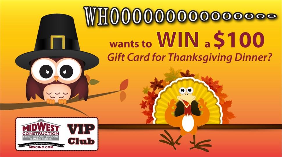 October VIP Giveaway